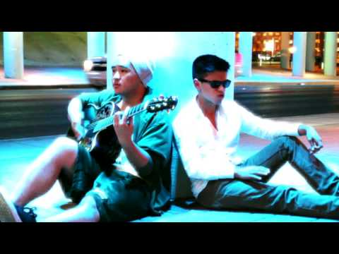 Antonio Abarca And Sean Tuazon - No Easy Way Out (Original Music) Exclusive Video On ITunes
