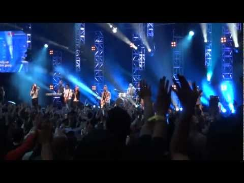 "Planetshakers ""Put Your Hands Up"" Limitless Conference @ The Rock Church San Diego 1/19/2013"
