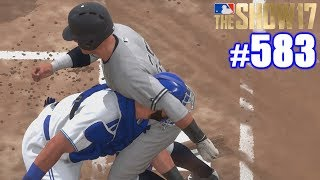 PUTTING THE CATCHER IN A HEADLOCK! | MLB The Show 17 | Road to the Show #583