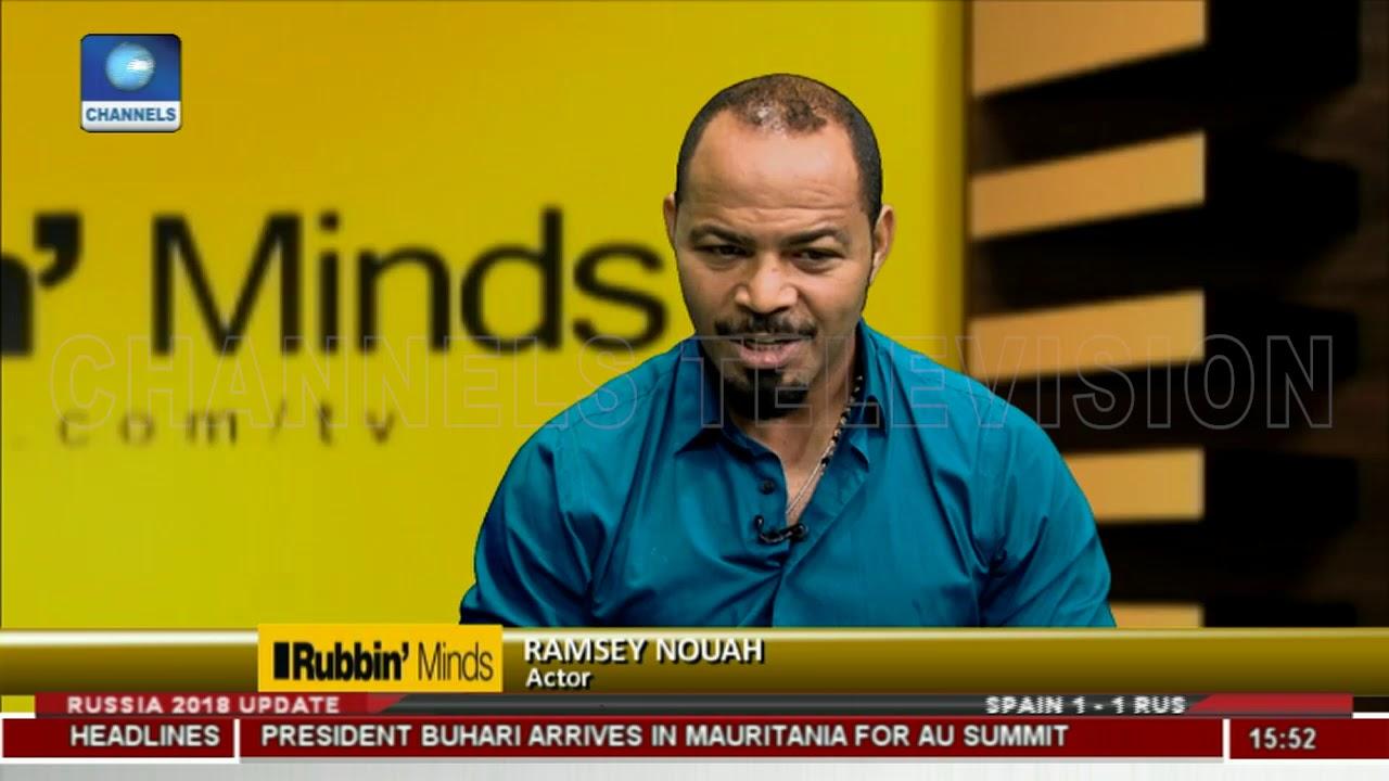 Download Nollywood Lacks Proper Structure - Ramsey Nouah | Rubbin Minds |