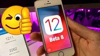 iOS 12 BETA 8 -  Na Hoppla, was ist da denn los Apple ?