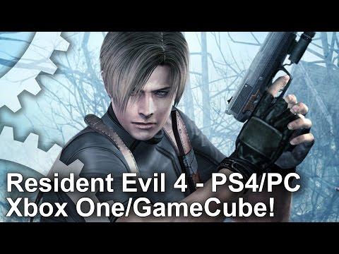Resident Evil 4 Remastered: PS4/Xbox...