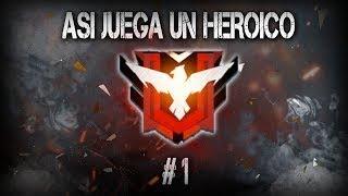 FREE FIRE PURO HEROICO :V