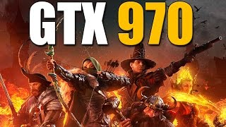 GTX 970: Warhammer: End Times Vermintide Gameplay 1080p Ultra Settings