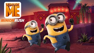 Despicable Me: Minion Rush - Welcome Carl Update Trailer