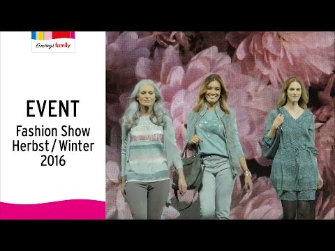 FASHION SHOW HERBST/WINTER 2016 | Ernsting's family | EVENT