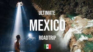 Ultimate Mexico Roadtrip 🇲🇽| 7,000km in 28 Days