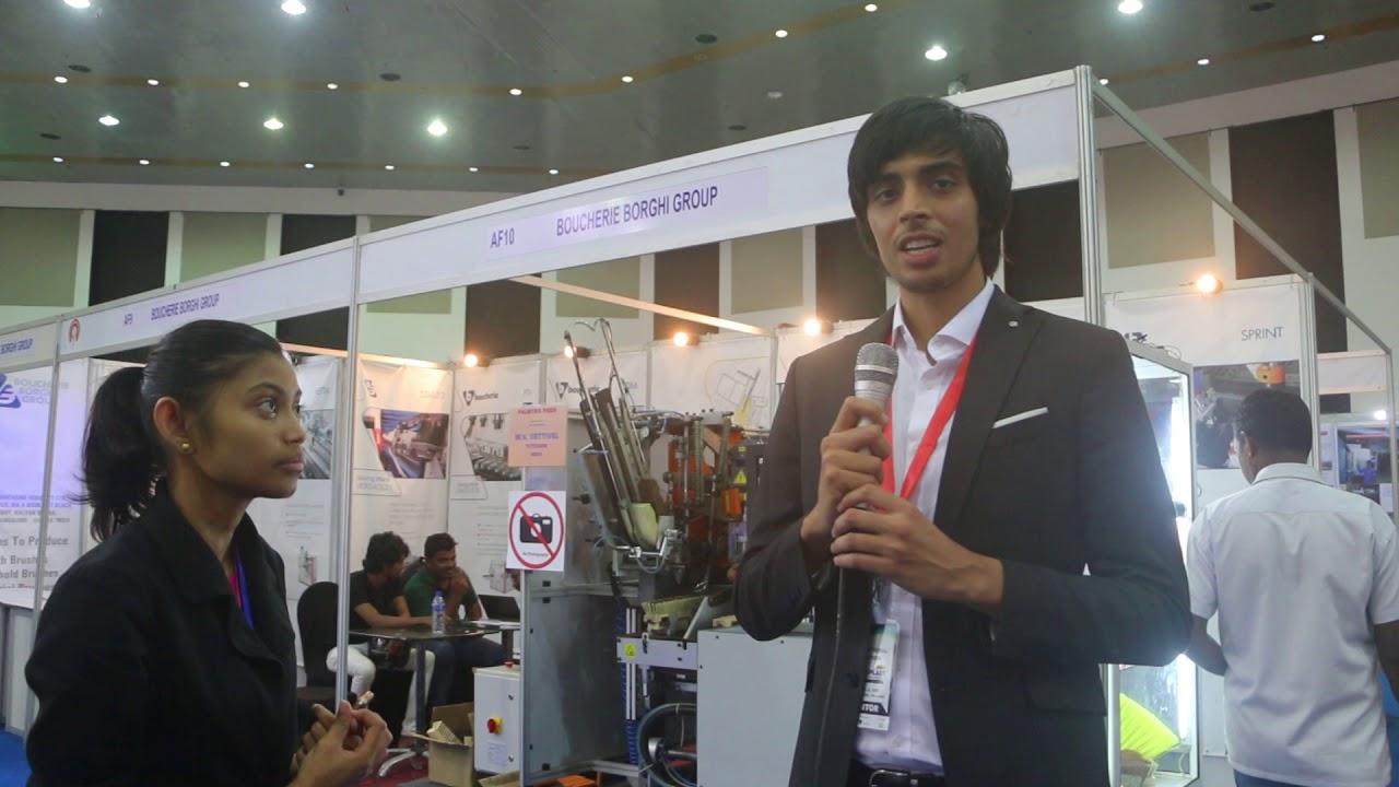 Complast Srilanka 2018 Boucherie Borghi Group Review