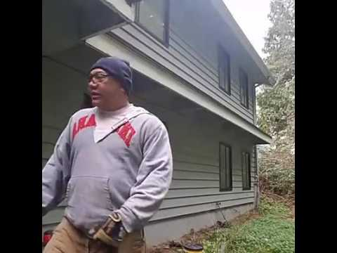 Home Sliding Windows Removal and Replacement  Part 1