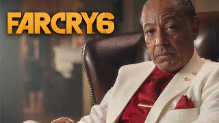 Far Cry 6 - Watch Giancarlo Answer Fan Mail