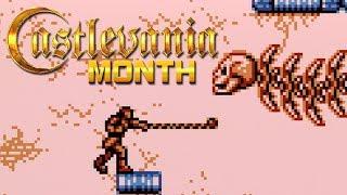 Castlevania The Adventure 2: Belmont's Revenge  (GB) - CastleMaynia [Castlevania Month 2019]