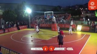 EUG 2018 | 3X3 Basketball - Finals Day - 18/07