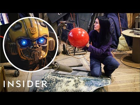 How The Sounds In &39;Transformers&39; Movies Are Made  Movies Insider
