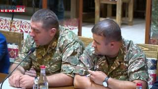 Slaq am «Մեր բանակն օր օրի ուժեղանում է»  ՀՀ նախագահ