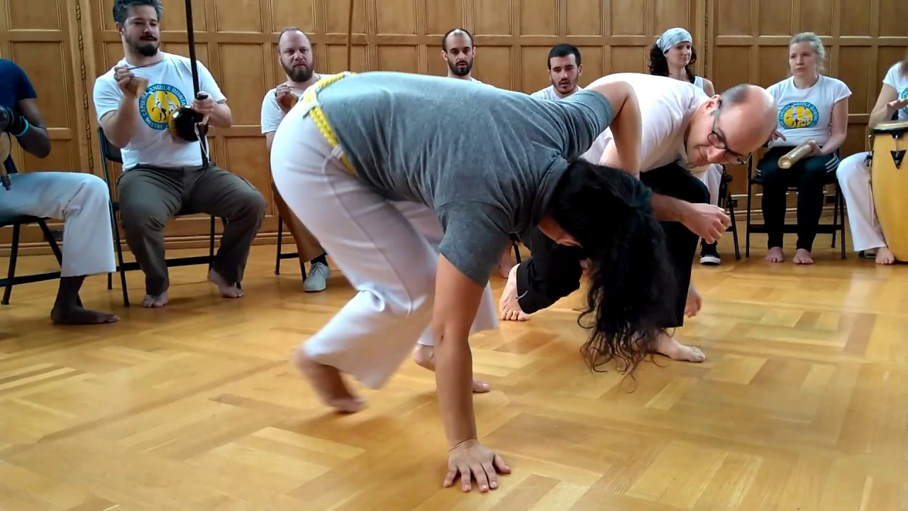Ithaca Capoeira Center