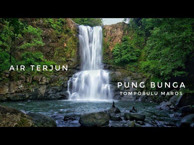 Air Terjun Pung Bunga Maros Tompobulu Rimbaadventure Youtube