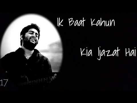 ijazat-|arijit-singh-|-whatsapp-status-|-ek-baat-kahoon-kya-ijazat-hai
