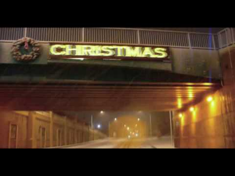 Franklin Park Illinois Grand Avenue Underpass at Christmas 2008
