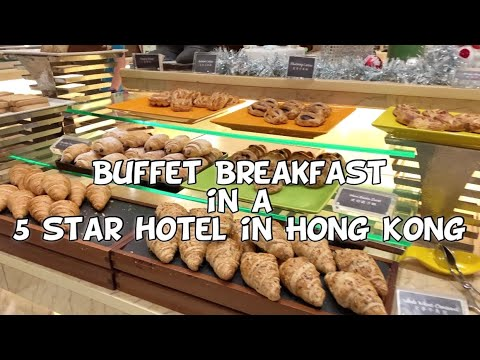 Royal Plaza Hongkong Buffet Breakfast 5 Star Hotel