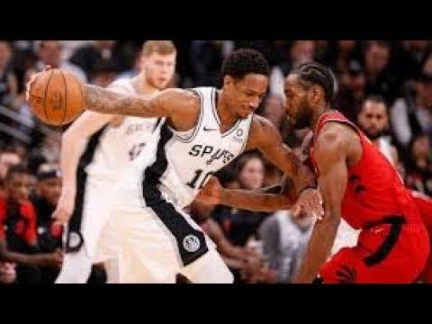 Toronto Raptors vs San Antonio Spurs NBA Full Highlights 4th January 2019