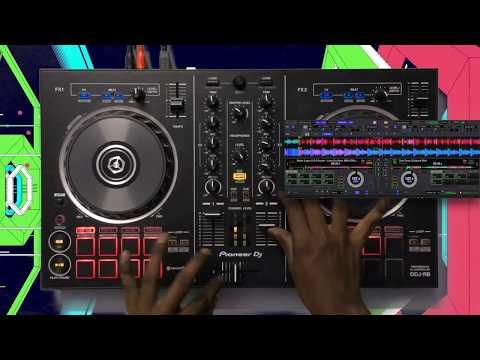 (Wait For The Drop)Major Lazer & Dj Snake Lean On & FTampa That Drop | PIONEER DDJ-RB|by |Dj VTony|