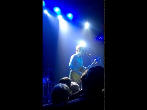 "Brian Fallon ""The Backseat"" acoustic (The Gaslight Anthem) Live at The Troubadour February 2016"