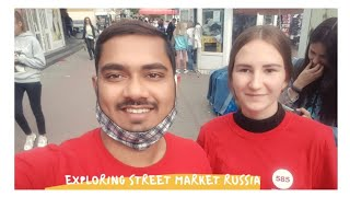 MBBS RUSSIA/MBBS ABROAD STUDENT LIFE EXPLORING STREET MARKET WITH.......|LOCAL MARKET ROSTOV-ON-DON