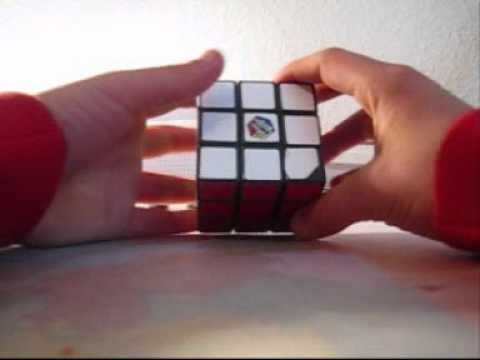 rubiks cube l sung teil 1 youtube. Black Bedroom Furniture Sets. Home Design Ideas