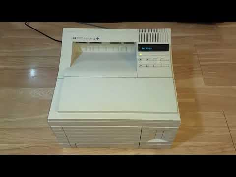 The HP LaserJet 4M Lives Again