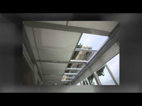 Motorized Shades For Skylight With Remote Control Youtube