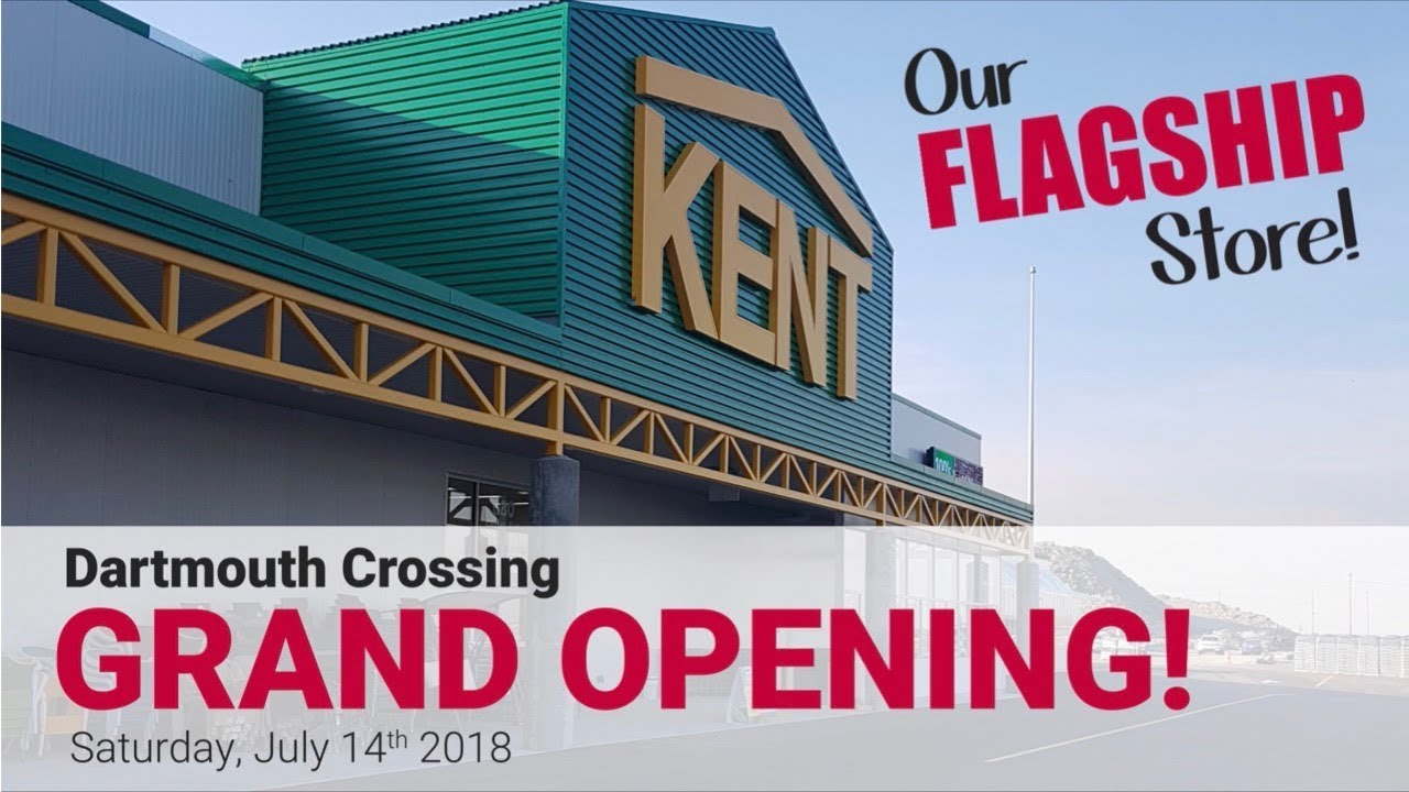 4aca97b0c68 Grand Opening in Dartmouth of Largest Kent Store in Atlantic Canada ...