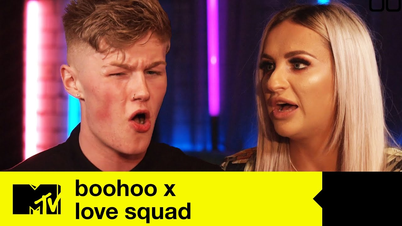 Gary Swoops For Lovebird Keely | Love Squad