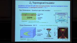 Colloquium February 27th, 2014 -- Topological Boundary Modes from Hard to Soft Matter