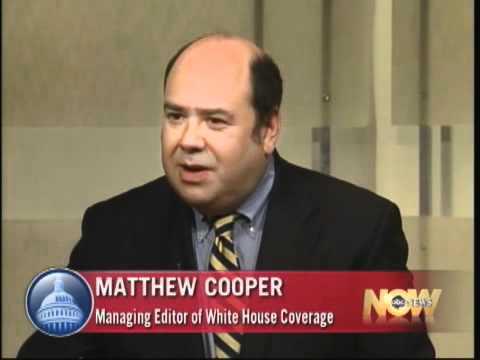 National Journal's Matthew Cooper on 'Top Line'