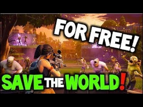 Save the World CODE *not clickbait (quick&easy)
