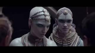 Valerian a město tisíce planet, HD teaser, český dabing