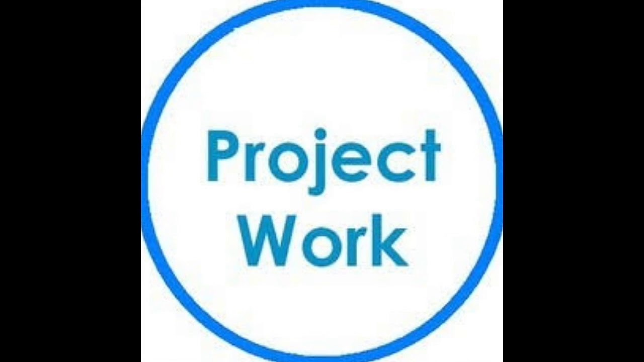 sample of project work for students