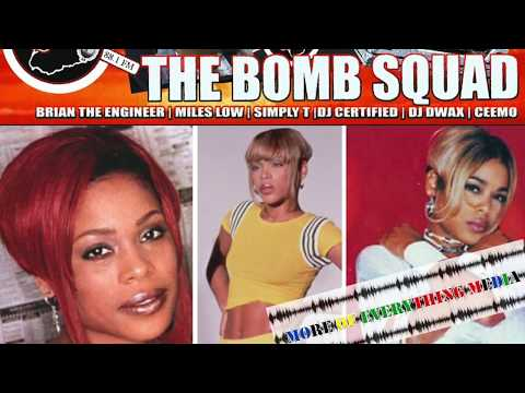 T-Boz from TLC Interview W/ CeeMo & Power88 Bombsquad.