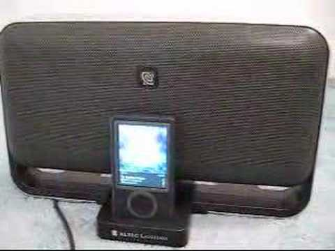 My Zune Pt 2  M604  Review & Wireless Sync Vid