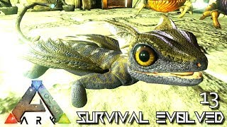 ARK: ABERRATION - NEW CREATURE GLOWTAIL TAMING & BREEDING !!! E13 ( GAMEPLAY ARK: SURVIVAL EVOLVED )
