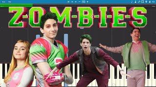 Disney's ZOMBIES Piano Medley