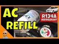 Refill AC Chrysler Town and Country | Town and Country AC Recharge | Recharge AC Town & Country