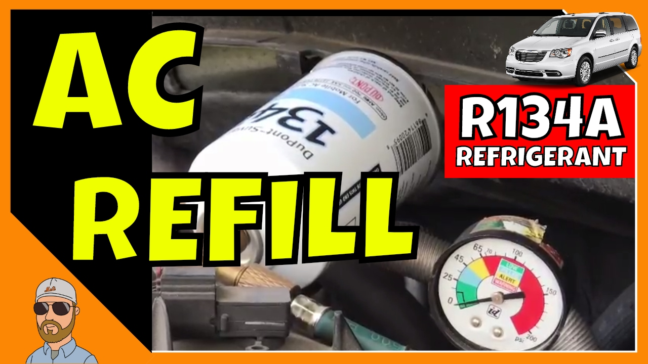 refill ac chrysler town and country town and country ac recharge rh youtube com