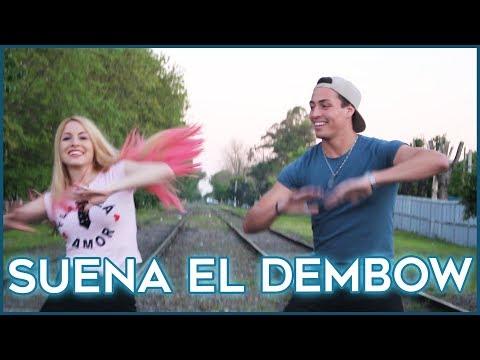 Joey Montana, Sebastián Yatra - Suena El Dembow | Coreografia | A bailar con Maga