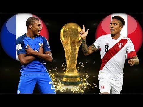[Résumé] France 1 - 0 Pérou | LA FRANCE EST QUALIFIE !