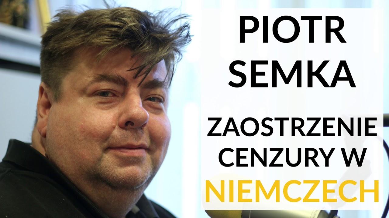 Usta niemieckich obywateli są na cenzurowanym? – Piotr Semka w Radiu WNET
