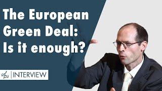 « The European Green Deal: Is it enough? » - idEU Interview Olivier de Schutter