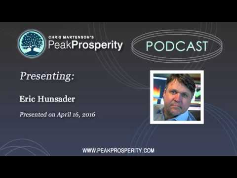 Eric Hunsader: The Financial System is 'Absolutely, Positive