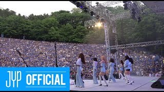 "TWICE ""Dance The Night Away"" IN AKARAKA(아카라카) 2019"