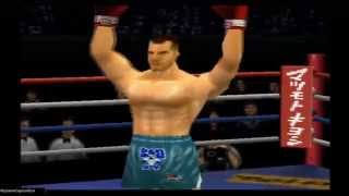 Gameplay K-1 Grand Prix 2000 nostalgia (Andy Hug)